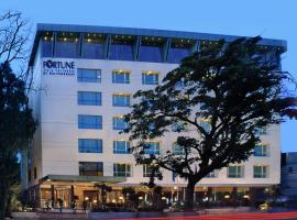Fortune Park Vallabha - Member ITC Hotel Group, Hyderabad、ハイデラバードのホテル