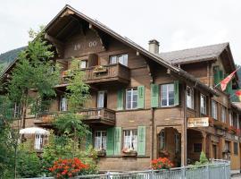 Hotel Wildhorn, maison d'hôtes à Gstaad