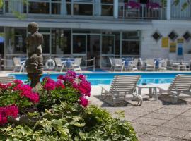 Hotel Gioiello, hôtel à Cesenatico