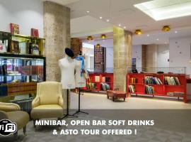 Hotel 34B - Astotel, hotel near Bourse Metro Station, Paris