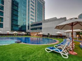 Marina View Deluxe Hotel Apartment, hotel in Dubai