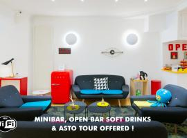 Hotel George - Astotel, hotel near La Cigale Concert Hall, Paris