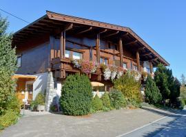 Haus Friederike - Sylvia Brunner, apartment in Ellmau
