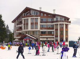 Spider House Aparthotel, serviced apartment in Pamporovo