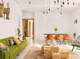 Halcyon Days, self-catering accommodation in Málaga