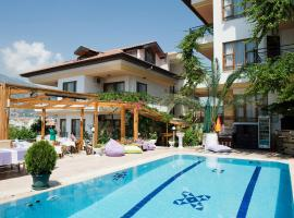 Villa Sonata, отель в городе Аланья