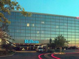 Hilton Kansas City Airport, hotel near Kansas City International Airport - MCI,