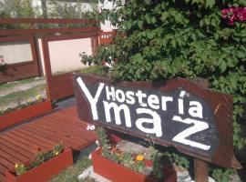 Hosteria Ymaz, pensión en Villa Gesell