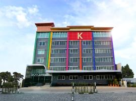 RoomQuest Suvarnabhumi Airport, hotel in Lat Krabang