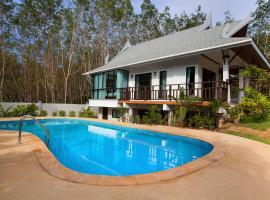 Krabi Naga Villa, hotel in Klong Muang Beach
