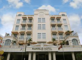 Amarelo Hotel Solo, hotel in Solo