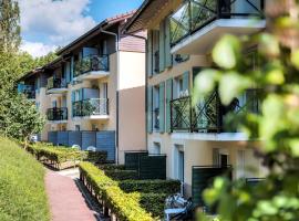 Zenitude Hôtel-Résidences L'Orée du Parc, hôtel à Divonne-les-Bains près de: Golf de Divonne-les-Bains
