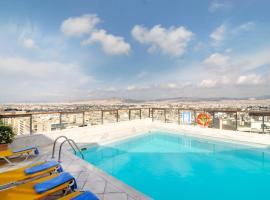 Dorian Inn, hotel in Athene