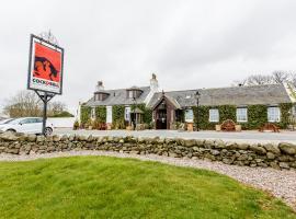 The Cock and Bull, hotel near Newburgh on Ythan Golf Club, Balmedie
