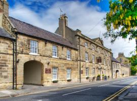 Warkworth House Hotel, hotel near Alnmouth Golf Club, Warkworth