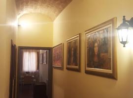 Navona Studio Apartment, apartment in Rome