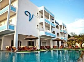 Hotel Venetia, hotel in Perdika