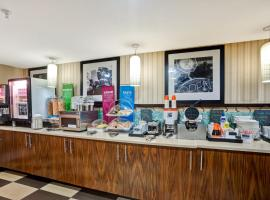 Hampton Inn Milford, hotel din Milford