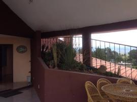 Hotel Lienzo Charro 1, hotel en Huasca de Ocampo