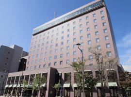 Hotel Crescent Asahikawa, hotel in Asahikawa