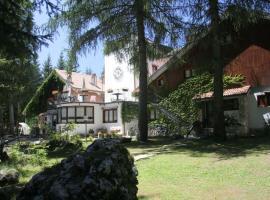 Albergo Paradiso, hotel a Pescasseroli