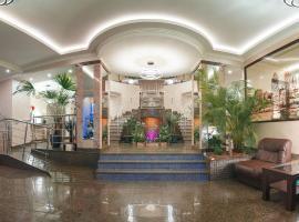 Premier Hotel Abri, готель у місті Дніпро