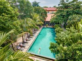 Plantation Urban Resort & Spa, hotel in Phnom Penh