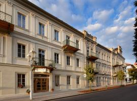 Spa & Kur Hotel Praha, отель во Франтишкови-Лазне