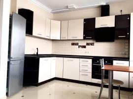 Apartment on Kolpakova 41 for 4 persons, pet-friendly hotel in Mytishchi
