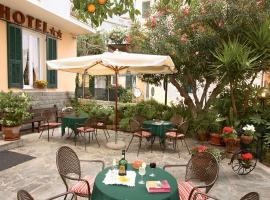 Hotel Villa Bianca, hotel in Laigueglia