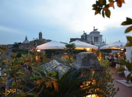 Residenza Maritti ContemporarySuite, hotel near Roman Forum, Rome
