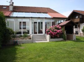 Haus zum Wohlfühlen, villa in Vienna