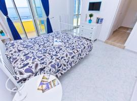 On the beach Sea-view&Kitchen In Room, self catering accommodation in Salerno