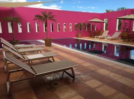 Hotel Boutique Casareyna, hotel en Puebla