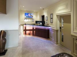 Real Dreams Hotel, hotel near Gants Hill Tube Station, Barking