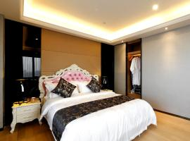 Pengman Beijing Rd. A-mall Apartment, accessible hotel in Guangzhou