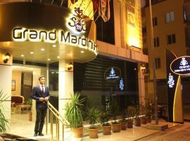 Grand Mardin-i Hotel, отель в Мерсине