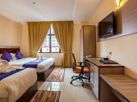 Hotel Club Dolphin, hotel in Chow Kit, Kuala Lumpur