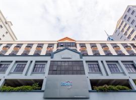 海豚俱樂部酒店,吉隆坡吉隆坡太子世界貿易中心附近的飯店