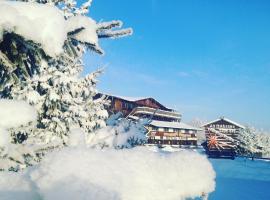 Hotel Rancho, hotel near Stepanovo Ski Lift 1, Yakhroma