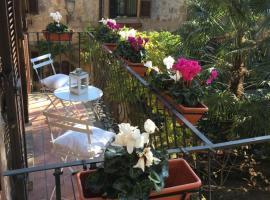 B&B Michelangeli - Private parking, bed & breakfast a Orvieto
