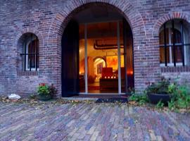 Apartment Oudegracht 360, apartment in Utrecht