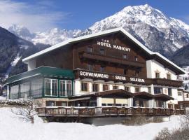 Hotel Habicht, hotel in Fulpmes
