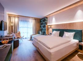 Hotel zur Pfeffermühle, hotel in Sankt Anton am Arlberg