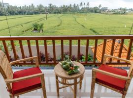 Heavenly View Villa, hotel in Ubud