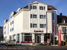 Hotel Uhu Garni - Superior, pet-friendly hotel in Cologne