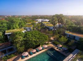 Hillocks Hotel & Spa, hotel in Siem Reap