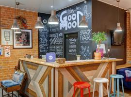 GoodMood Hostel, hotel near Saint Basil's Cathedral, Moscow