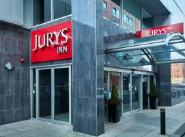 Jurys Inn Middlesbrough, hotel near Riverside Stadium, Middlesbrough