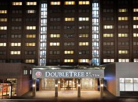 DoubleTree by Hilton Glasgow Central, accessible hotel in Glasgow